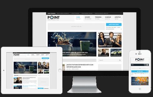 Point Free WordPress Themes