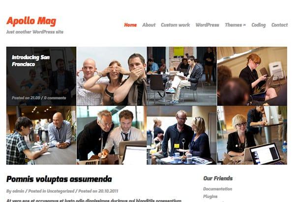 apollo-mag Free WordPress Themes