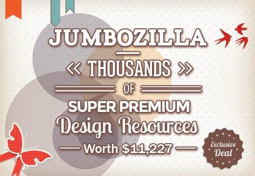 JumboZilla: A Killer Design Resource Deal