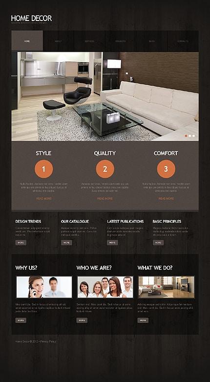 Home Decor WordPress Theme