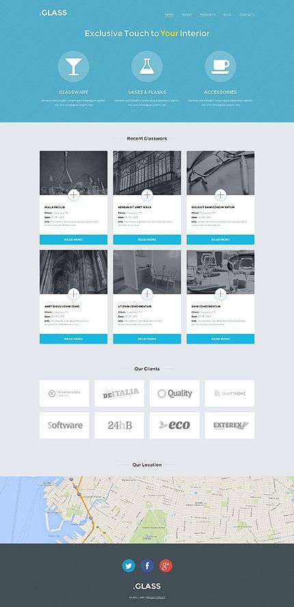 Window WordPress Theme