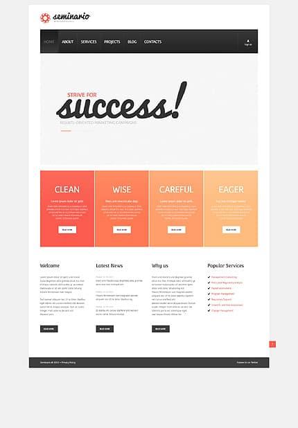 Marketing Campaigns WordPress Theme