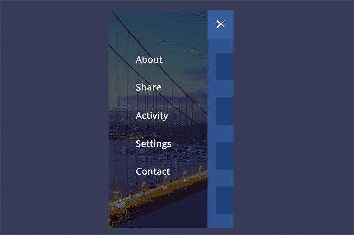 slideout-menu-animations