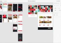 Adobe Experience Design Screenshot